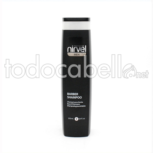 Nirvel Men ChampÚ Barber 250 Ml
