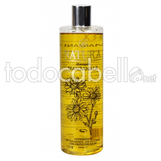 Liheto Shampooing Antioxydant Camomille  SANS PARABENS 500ml